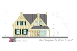rechtergevel-landhuis-laren